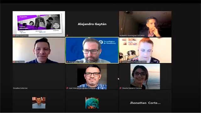 Panel de expertos video