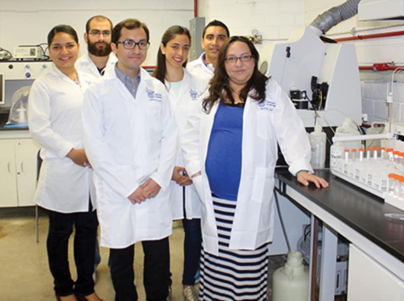 Disminuyen con nanotecnologi  a contaminacio  n que productos de uso diario generan en el agua