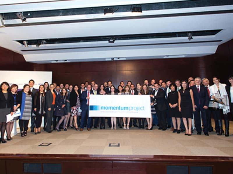 Emprendimientos sociales presentan su plan de negocio en el social investment day