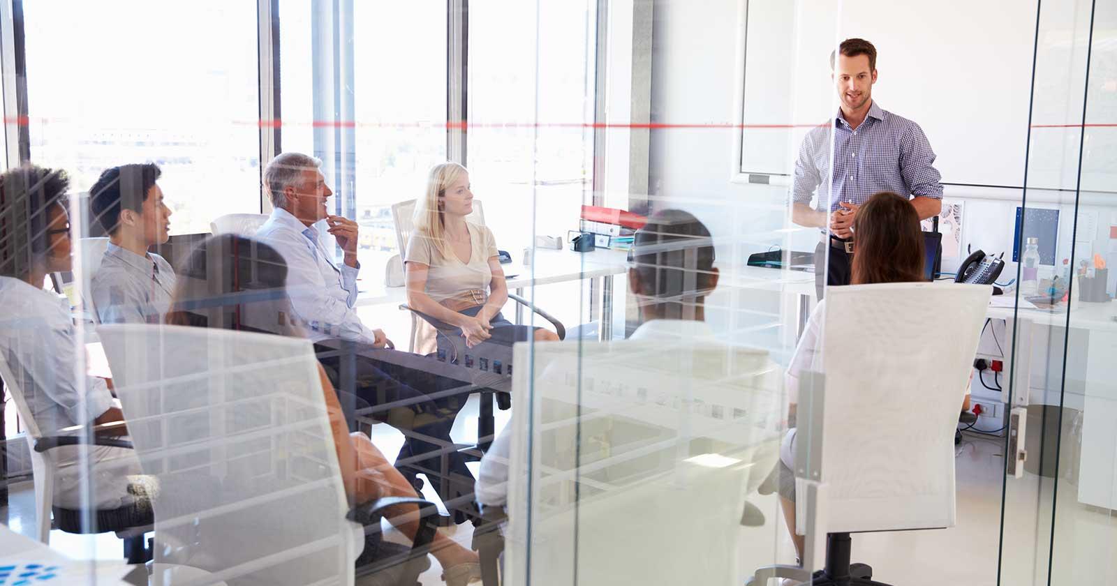 Desarrollo de supervisores que transforman